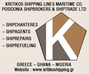 KRITIKOS SHIPPING LINES