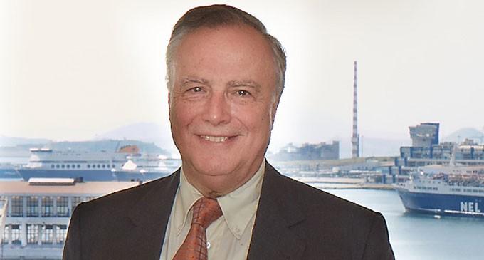 Θεόδωρος Κόντες - Πρόεδρος της Ενώσεως Εφοπλιστών Κρουαζιεροπλοίων & Φορέων Ναυτιλίας.