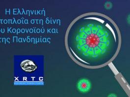 XRTC Η Ελληνική Ακτοπλοΐα στη δίνη του Κορονοϊού και της Πανδημίας